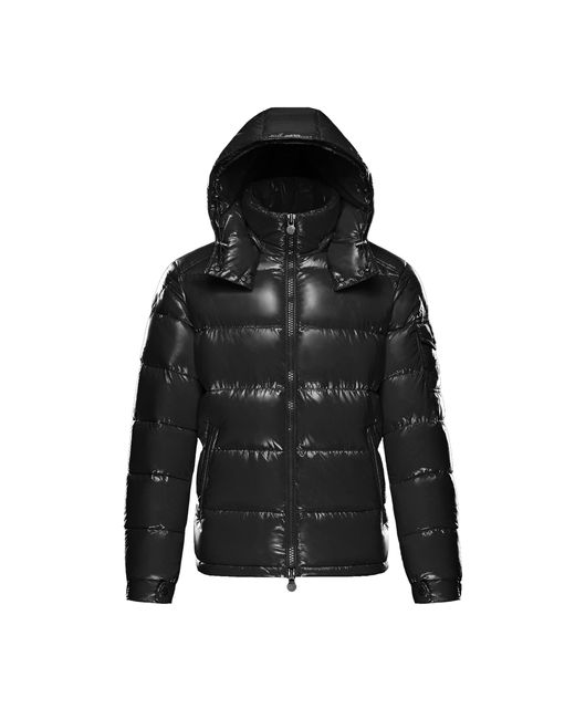 Moncler Black Maya for men