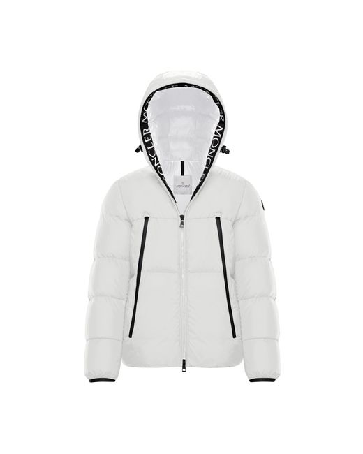 Moncler White Montcla for men