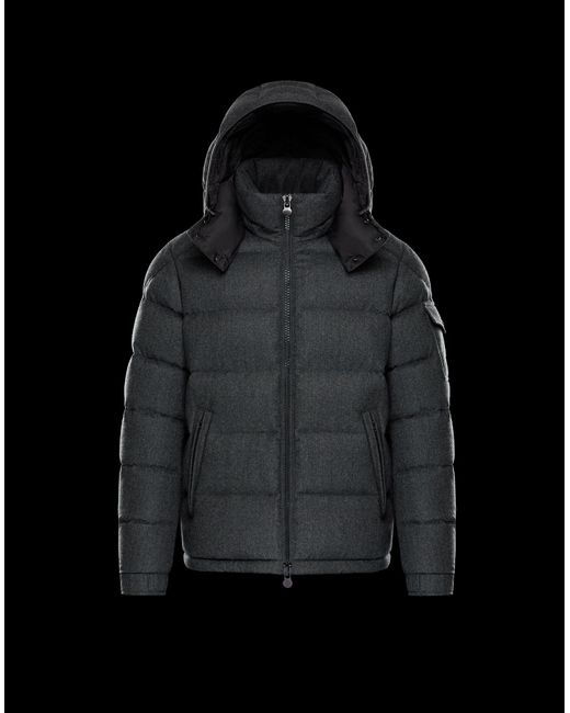 Moncler Gray Montgenevre for men