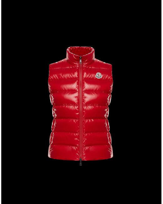 Moncler - Red Ghany - Lyst ...