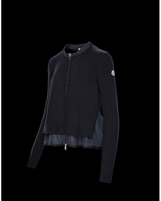 CARDIGAN di Moncler in Black