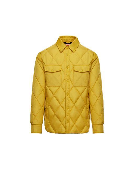 Moncler Yellow Chamoix for men