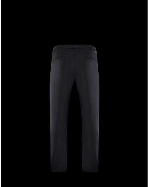 PANTALON Moncler pour homme en coloris Black