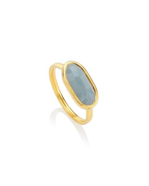 Monica Vinader - Blue Vega Ring - Lyst