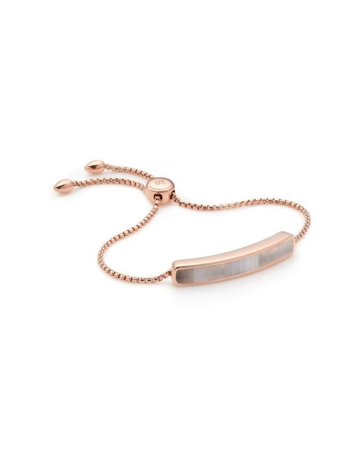 Monica Vinader   Gray Baja Bracelet   Lyst