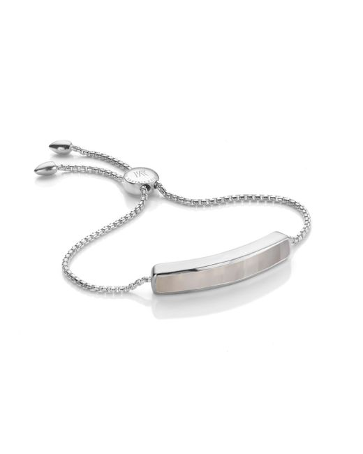 Monica Vinader   Metallic Baja Bracelet   Lyst