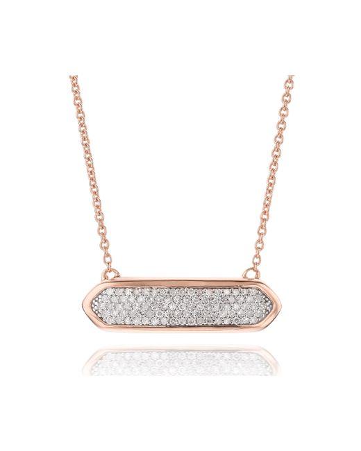 Monica Vinader | Metallic Baja Mini Necklace | Lyst