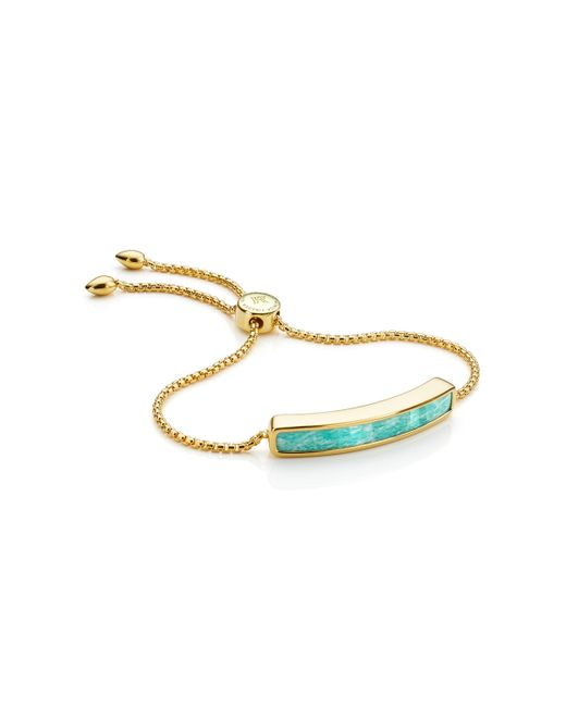 Monica Vinader | Multicolor Baja Bracelet | Lyst