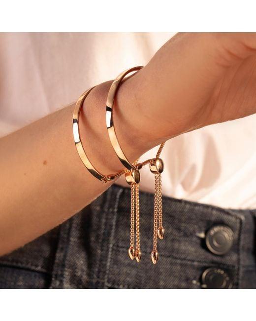 Monica Vinader Metallic Fiji Chain Bracelet