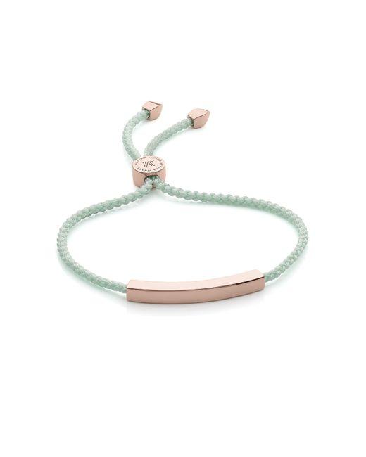 Monica Vinader | Multicolor Linear Friendship Bracelet | Lyst