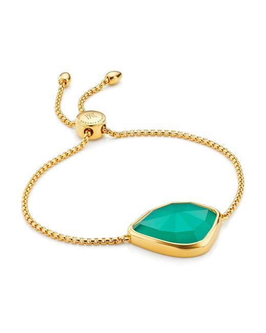 Monica Vinader Multicolor Siren Nugget Cocktail Friendship Chain Bracelet
