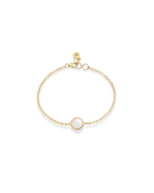 Monica Vinader | Metallic Mini Luna Bracelet | Lyst