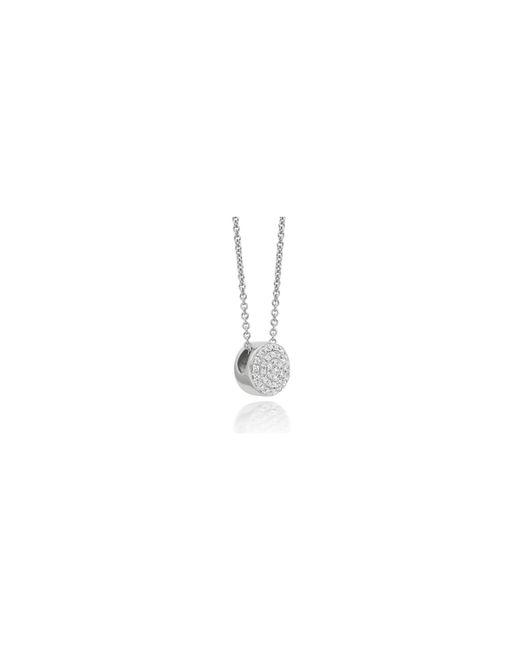 Monica Vinader   Metallic Ava Button Necklace   Lyst