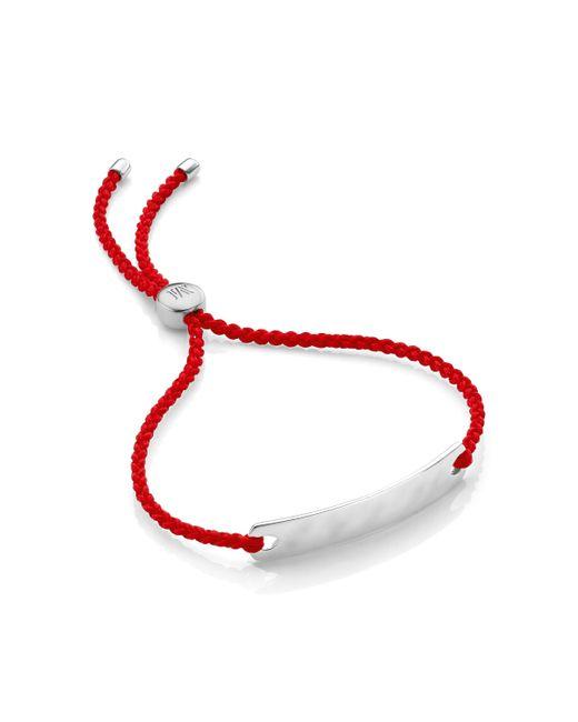 Monica Vinader - Multicolor Havana Mini Friendship Bracelet - Lyst