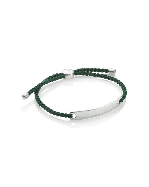 Monica Vinader   Green Havana Men's Friendship Bracelet for Men   Lyst