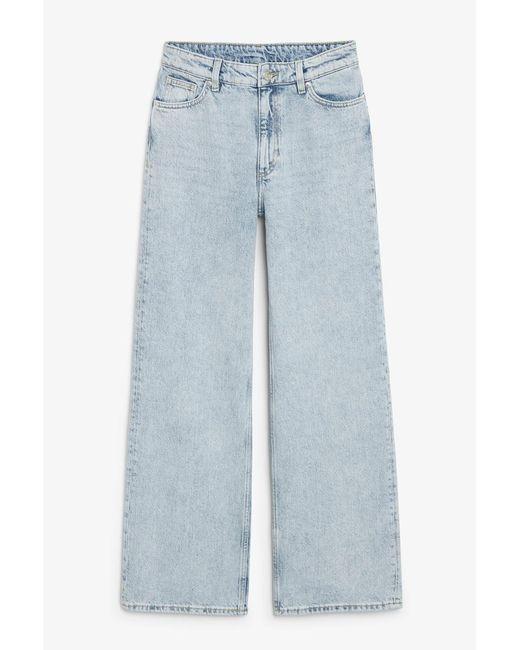 Damen Yoko Jeans In in blau