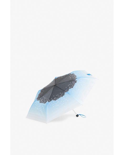 Monki - Blue Umbrella - Lyst