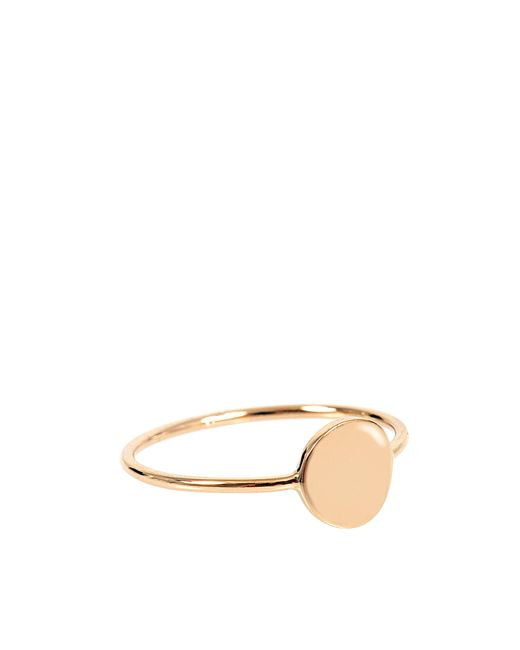Ginette NY | Multicolor Mini Ever Disc Ring | Lyst