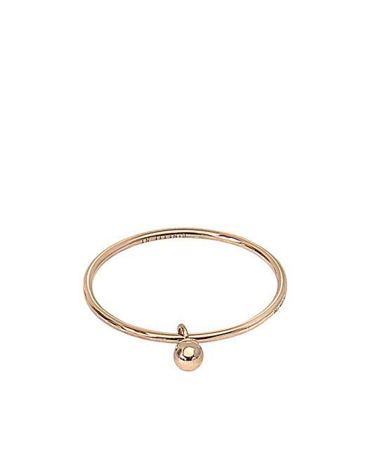 Ginette NY | Multicolor Single Tiny Bead Circle Ring | Lyst