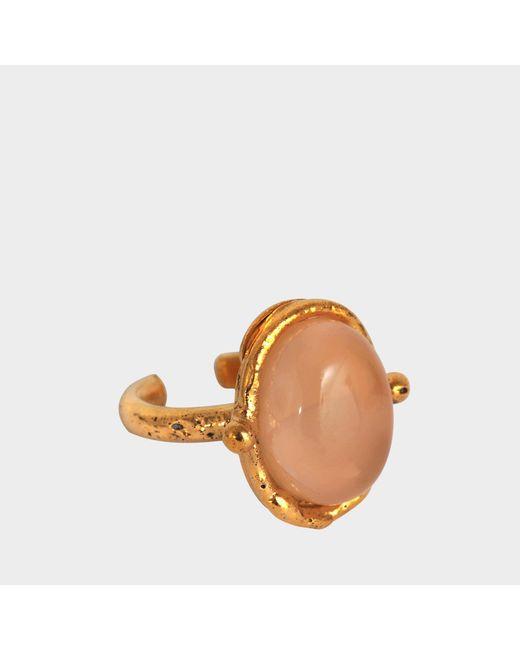 Sylvia Toledano - Natural Petite Ovale Ring - Lyst
