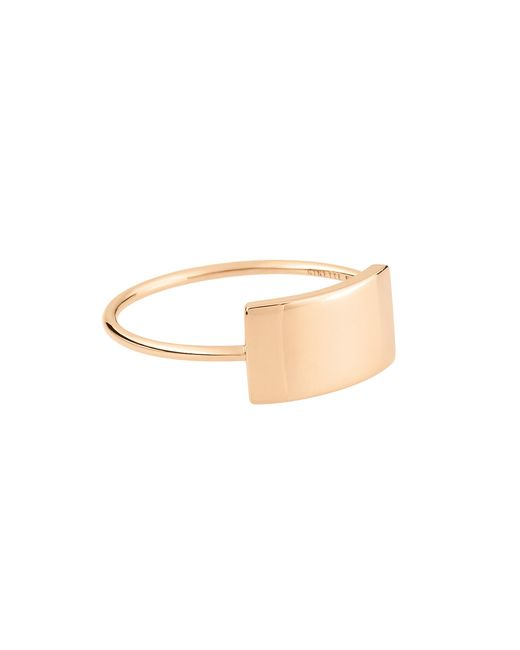 Ginette NY   Multicolor Mini Ever Rectangle Ring   Lyst