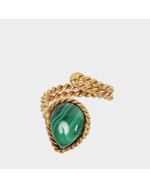 Sylvia Toledano - Multicolor Twisted Ring - Lyst