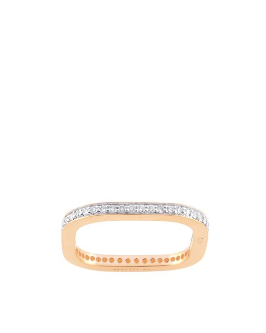 Ginette NY - Metallic Gold Tv Ring - Lyst