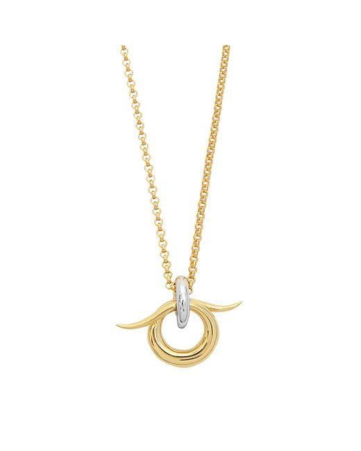 Charlotte Chesnais | Multicolor Horn Necklace | Lyst
