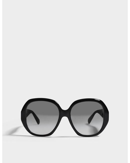 Gucci Black GG0811S 001 Women's Sunglasses