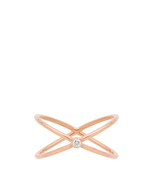 Vanrycke | Metallic Physalis Ring In Gold And Diamonds | Lyst
