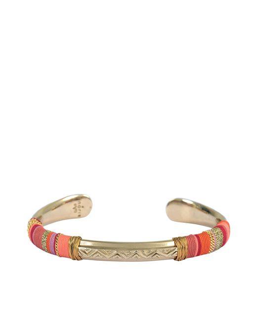 Gas Bijoux | Multicolor Classic Bracelet Massai L/o | Lyst