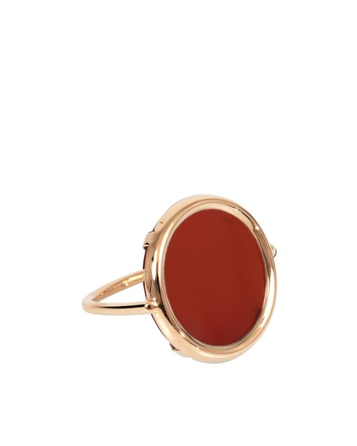 Ginette NY | Multicolor Cordoba Carnelian Disc Ring | Lyst