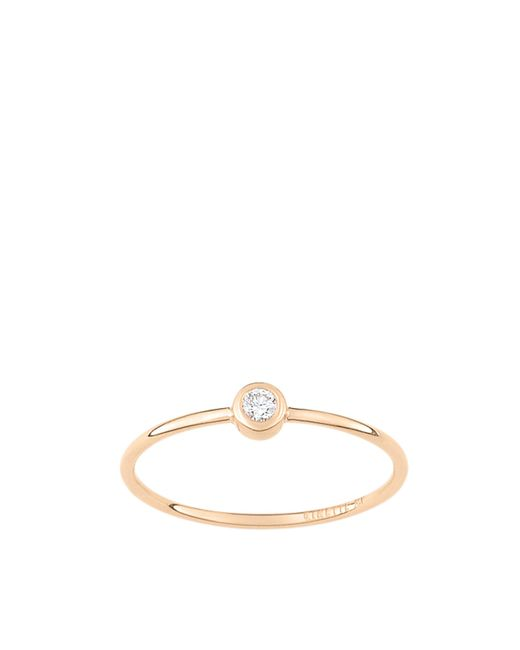 Ginette NY - Multicolor Mini Lonely Diamond Ring - Lyst