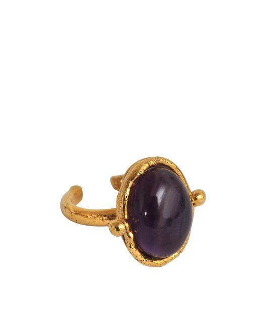 Sylvia Toledano | Purple Petite Ovale Ring | Lyst