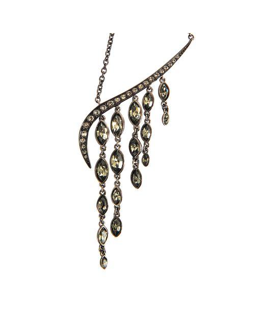 Atelier Swarovski | Metallic Swift Small Necklace By Shaun Leane | Lyst
