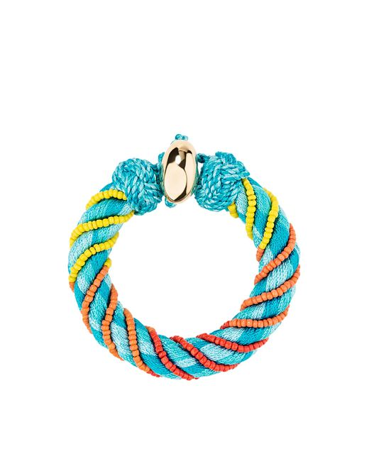 Aurelie Bidermann | Blue Maya 10 Mm Bracelet | Lyst
