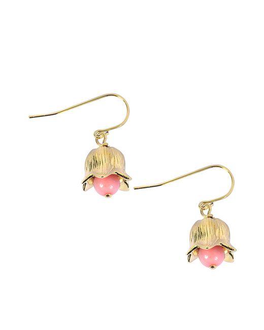 Aurelie Bidermann | Metallic Lilly Of The Valley Earrings | Lyst
