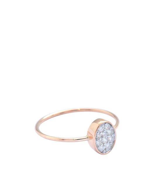 Ginette NY | Blue Twenty Ten Diamond Ring | Lyst