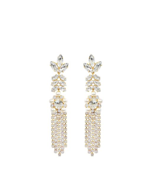 Shourouk | Multicolor Marquise Earrings | Lyst