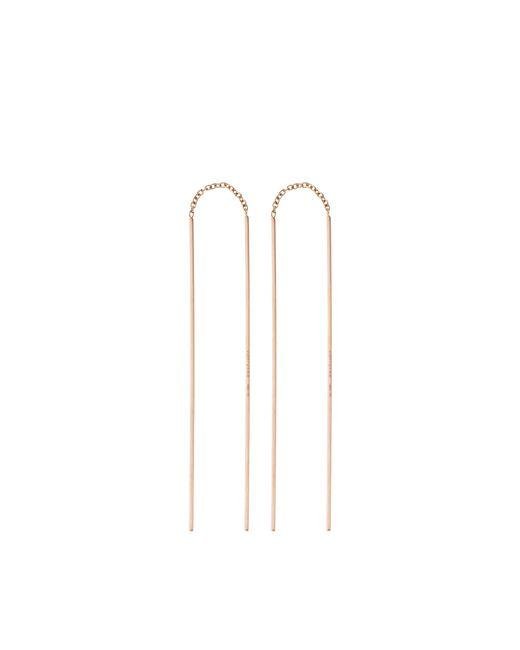 Vanrycke | Metallic Earrings Nunchaku | Lyst