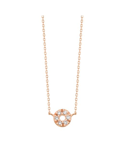 Vanrycke | Pink Arizona Dream Diamond Pendant | Lyst