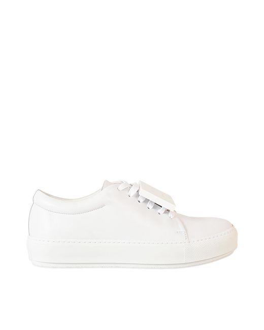 Acne - Multicolor Adriana Leather Sneaker - Lyst