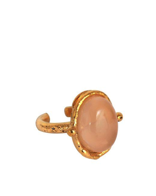 Sylvia Toledano | Natural Petite Ovale Ring | Lyst