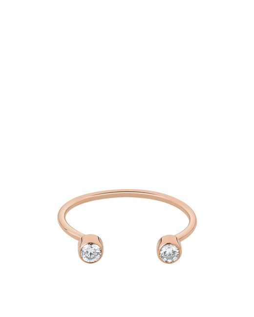 Vanrycke | Metallic Mademoiselle Else Diamonds Ring | Lyst