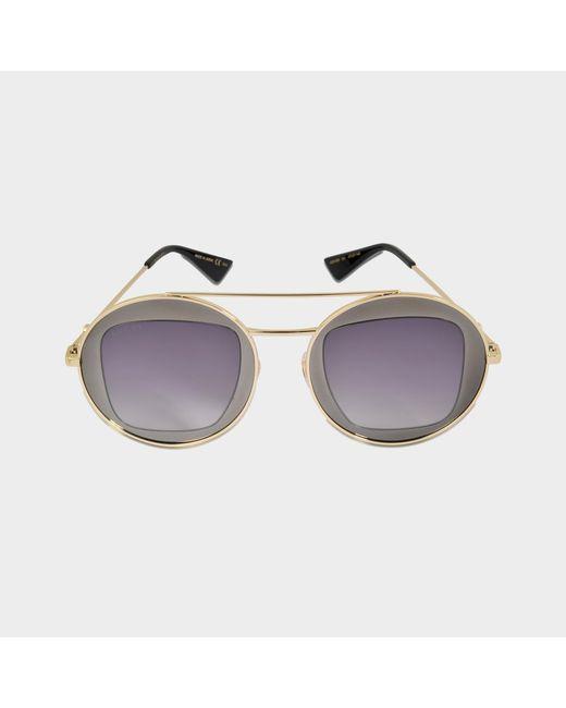 Gucci - Multicolor 105s Sunglasses - Lyst