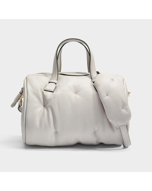 Anya Hindmarch - Natural Chubby Barrel Bag - Lyst