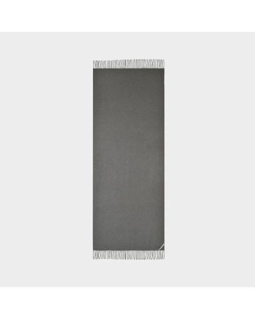 Echarpe Canada Cash New en Cachemire Gris Acne en coloris Gray