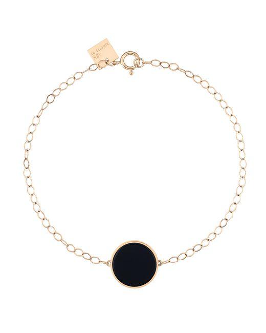 Ginette NY | Multicolor Ever Onyx Disc Bracelet | Lyst