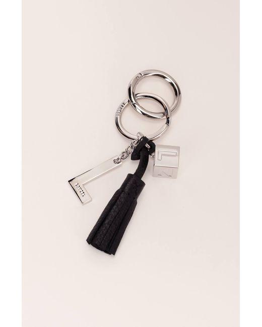 Lancel | Black Key Chains | Lyst
