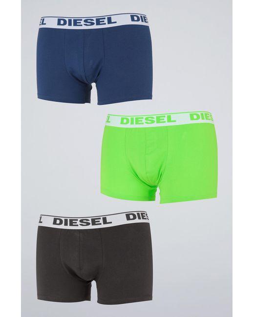 DIESEL | Gray Trunks for Men | Lyst